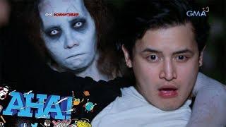Aired (October 21, 2018): Para sa ikatlong yugto ng #SHOOKTober, pi...