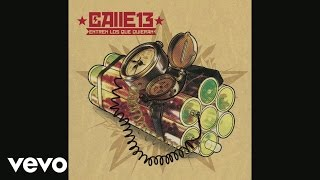 Calle 13 - Muerte En Hawaii (Audio)