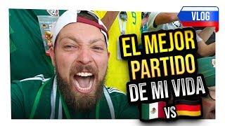 PARTIDO HISTÓRICO - MEXICO 1 VS ALEMANIA 0