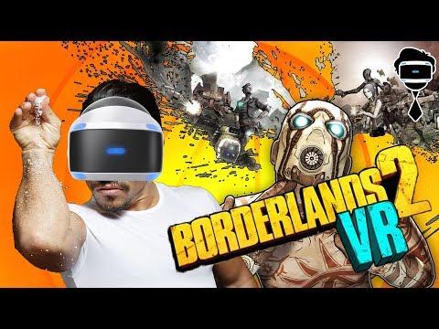 NEW BORDERLANDS VR GAMEPLAY | BEST PSVR HORROR GAMES