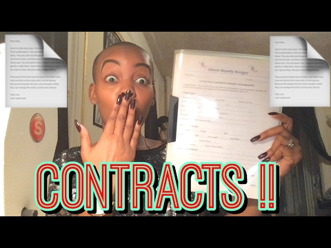 ALL ABOUT CONTRACTS - Classic Royalty