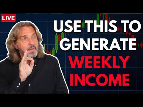 EXCITING: How To Use This Trading Strategy To Generate Weekly Income