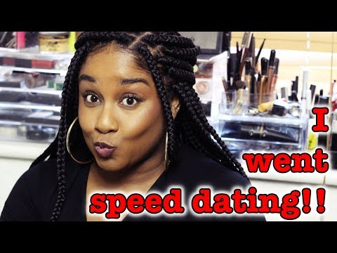 I WENT SPEED DATING!!