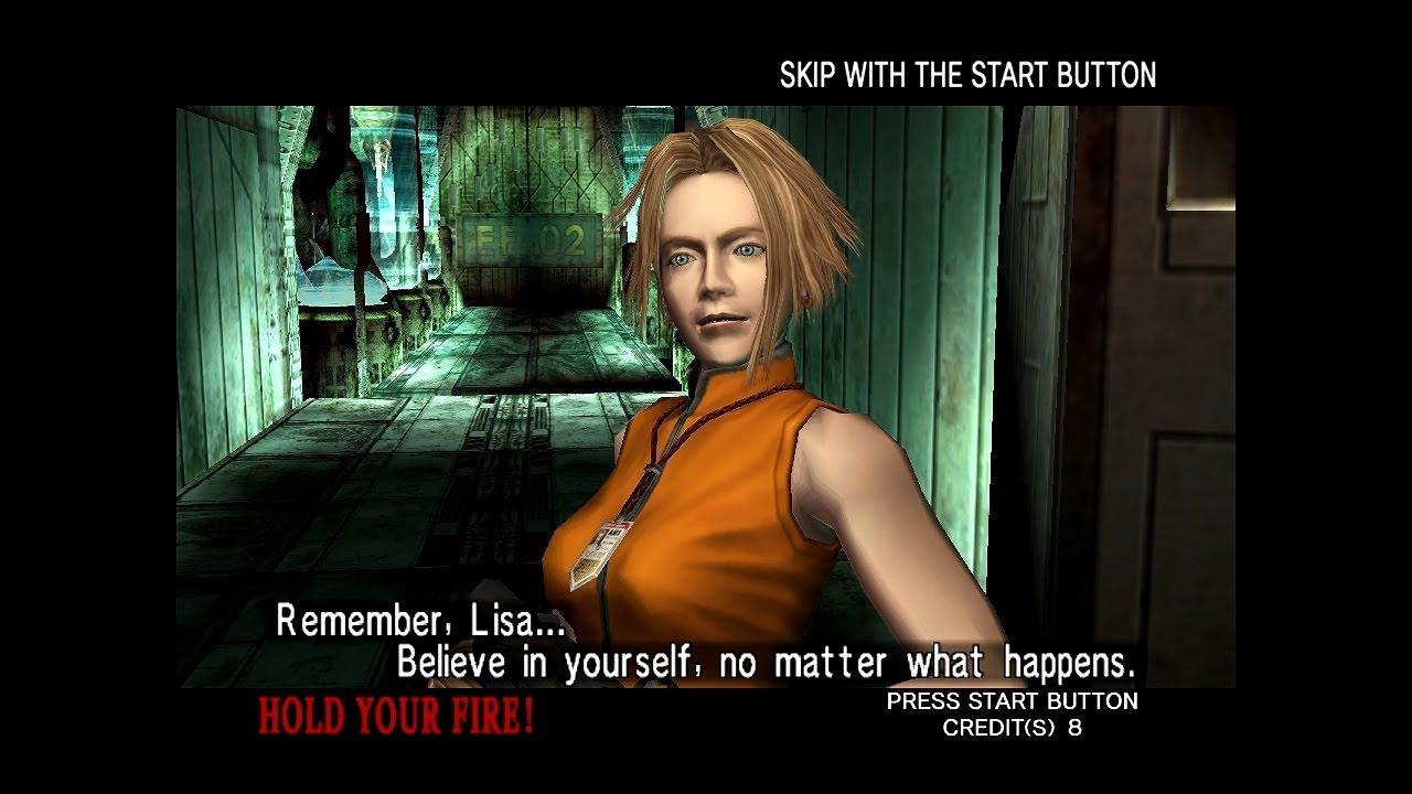 house of the dead 3 lisa