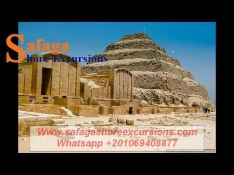 Pyramids Tour From Port Said || Safaga Shore Excursions