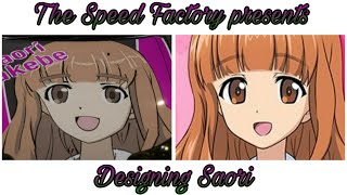 The Speed Factory presents: Designing Saori (NFS Payback)