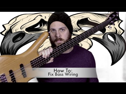 How To: Fix Wiring on your Bass. - YouTubeYouTube