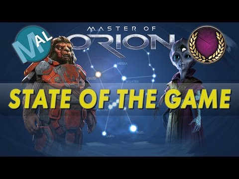 MASTER OF ORION | STATE OF THE GAME DISCUSSION w/ HADRIAN