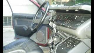 Renault 25, limusine R25 , R25