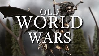 Chaos Warriors vs High Elves Warhammer Fantasy Battle Report - Old World Wars Ep 35