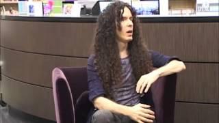 Full interview with Marty Friedman at the Japan Foundation, Los Angeles