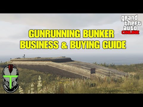 GTA Online Gunrunning BUNKER Business & Buying GUIDE thumbnail