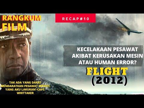 Mengungkap kecelakaan pesawat oleh pilot pecandu - Alur Cerita Film Flight (2012)