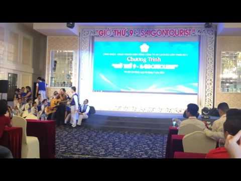 Phần thi ngẫu hứng Giờ thứ 9 khách sạn Royal Hotel SaiGon Kim Đô   YouTube 6