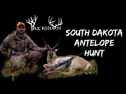 South Dakota Rifle Antelope (Buckstorm 2018)