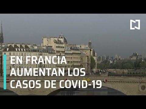 Francia Coronavirus: más de 24 mil 500 muertos - Sábados de Foro