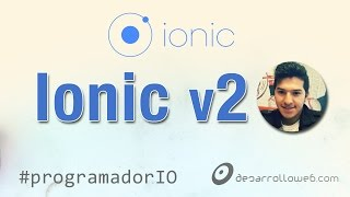 Conoce Ionic 2