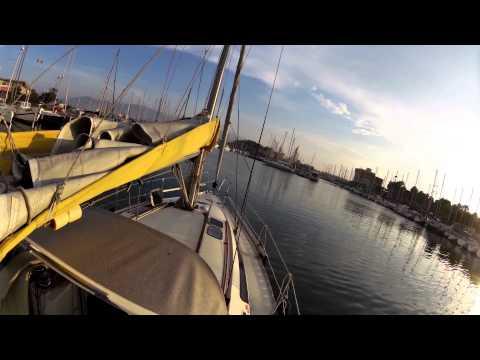 St Cyprien   Gulf de Lion  France Pilot Video