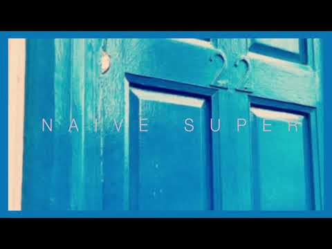 White And Blue / Naive Super Video