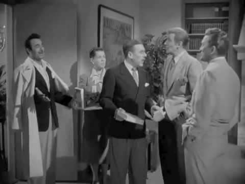 Hitchcock impersonated in The Bad and The Beautiful 1952