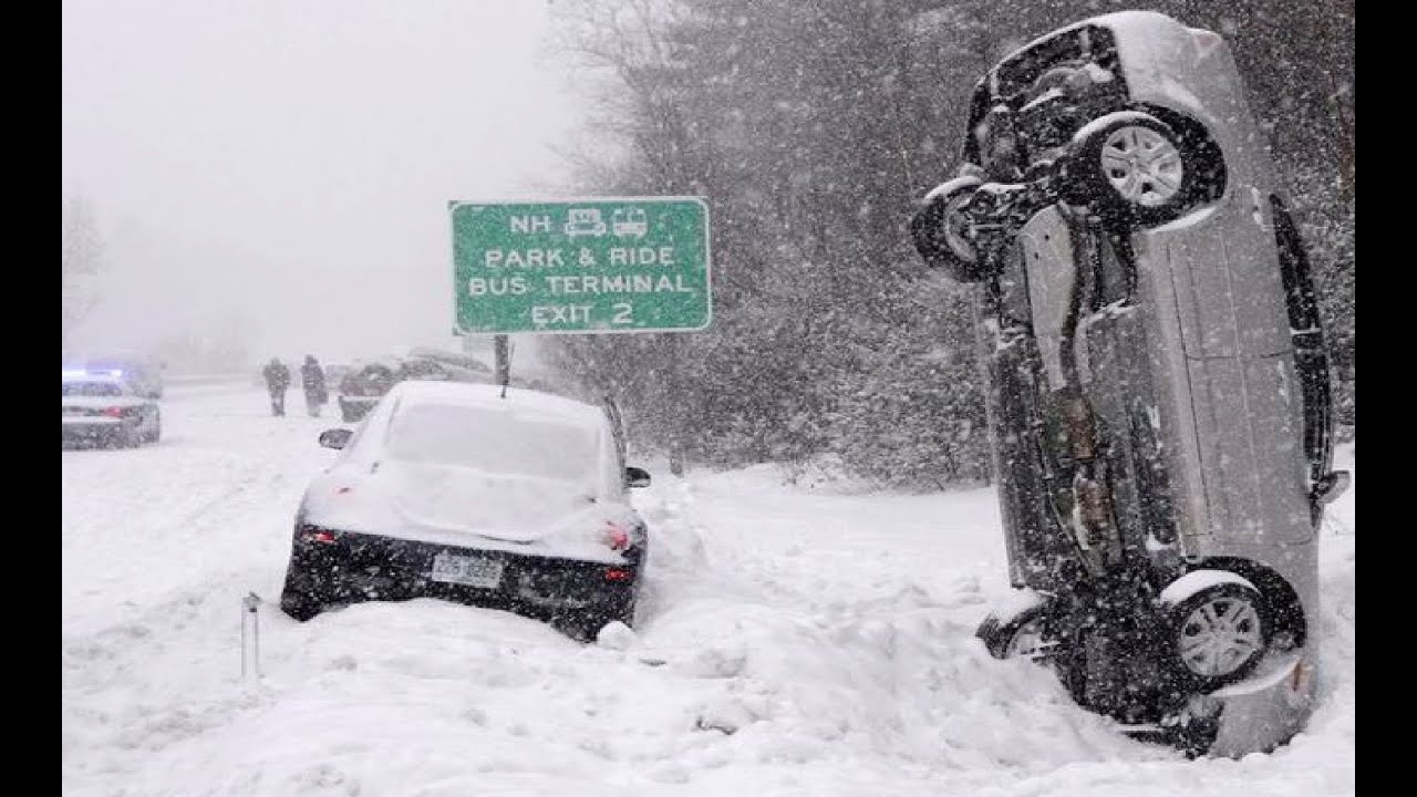 Top 10 Biggest Snow Storms Blizzards Of All Time Youtube