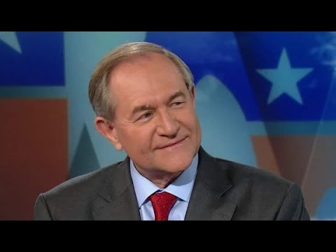 Jim Gilmore talks about his presidential bid