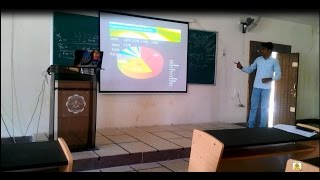Agricultural Engineering Seminar (Farm Machinery and Power) - 1