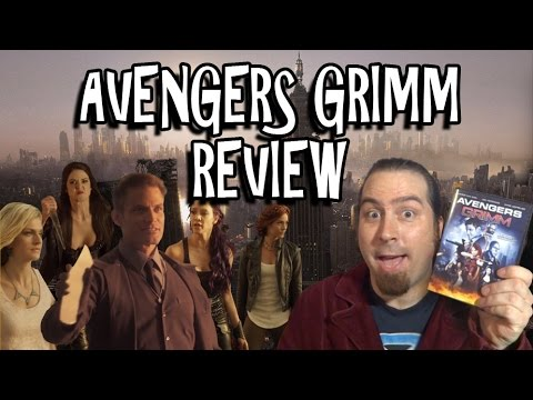 avengers grimm age rating