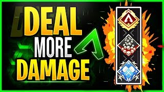 How To Deal More Damage Per Game in Apex Legends! | 2-3k Damage Tips |
