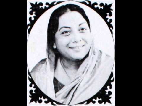 Nirmala Devi - Thumri: Maine Lakhon Ke Bol Sahe