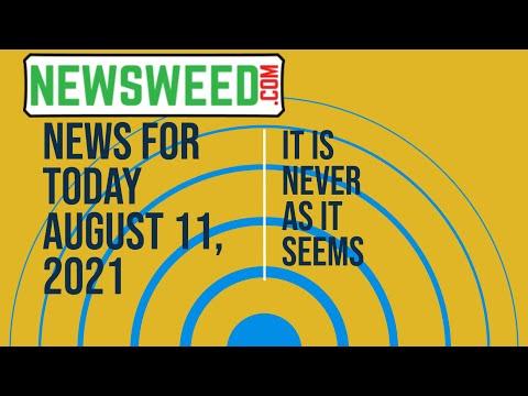 Newsweed news august 11 2021