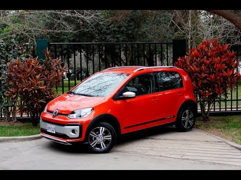 test drive volkswagen cross up 2017 youtube. Black Bedroom Furniture Sets. Home Design Ideas