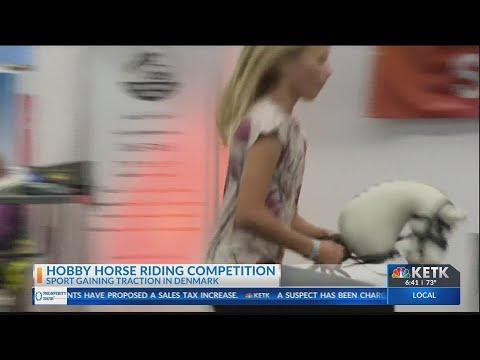 Hobby Horse Riding