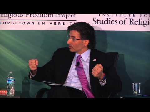 Muslim Minorities and Religious Freedom -- Panel 2: North America