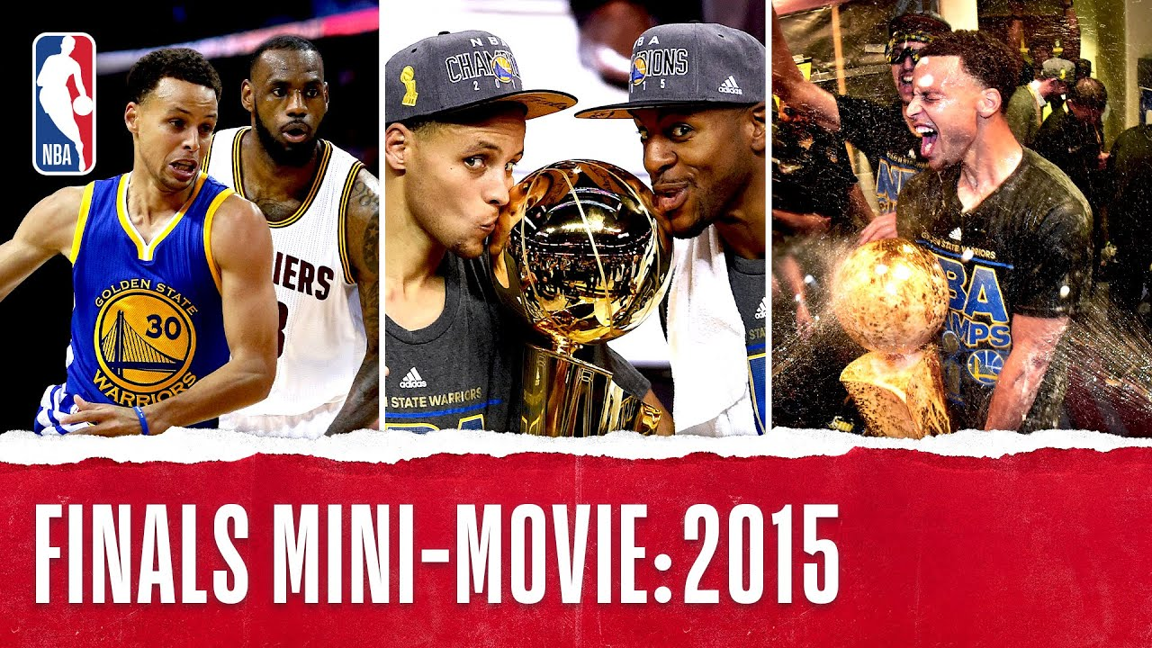 Download 2015 NBA Finals FULL Mini-Movie | Warriors Capture First Title In 40 Years