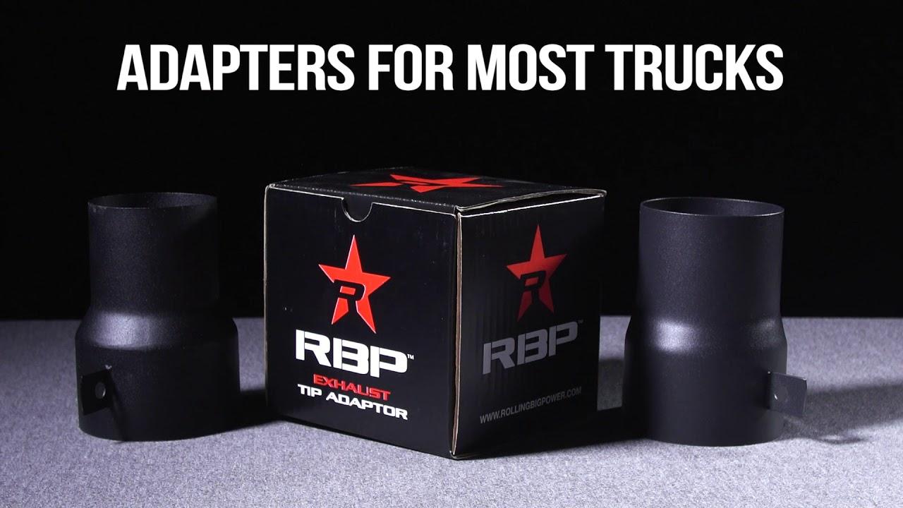 RBP-95007 RBP Exhaust Tip Adapter