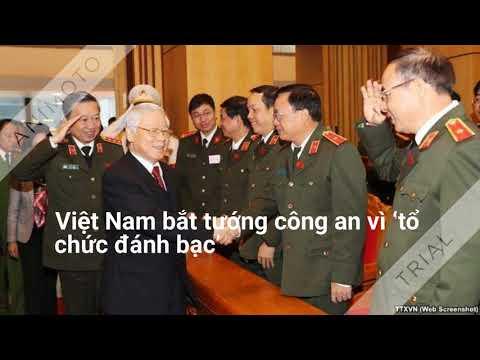 datviet com    Việt Nam bắt tướng công an