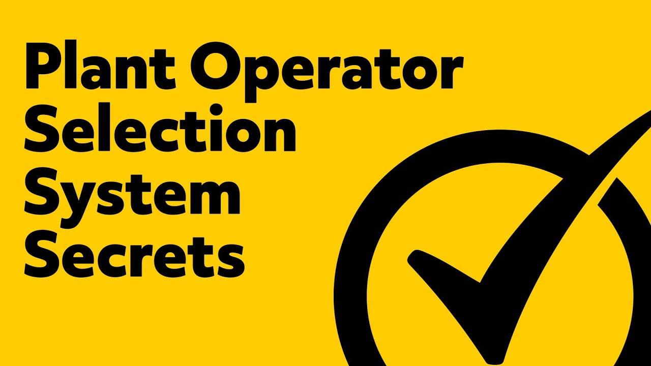 plant operator selection system test prep simple machines youtube rh youtube com CDL Practice Test Math Study Guide