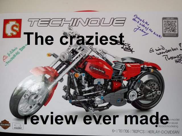 WTF? English version of the craziest review ever made! Sembo