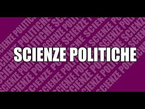 SCIENZE POLITICHE - Orientamento Universitario