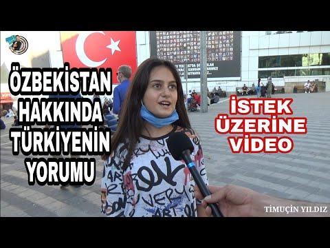 Özbekistan Türkiyede Nasıl Biliniyor ? Türkiyede Yaşamalarında Bir Sakınca Varmı ?
