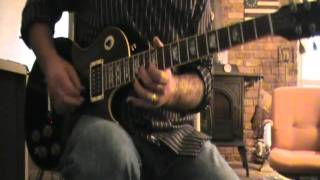 Snowblind Ace Frehley Guitar Cover