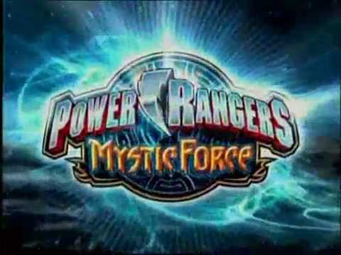 Power Rangers Mystic Force: Team Up Opening