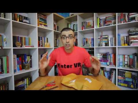 Unboxing and Setting Up Google Cardboard