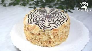 ЭСТЕРХАЗИ Торт легенда Классический рецепт торта Эстерхази в домашних условиях Пошаговое видео
