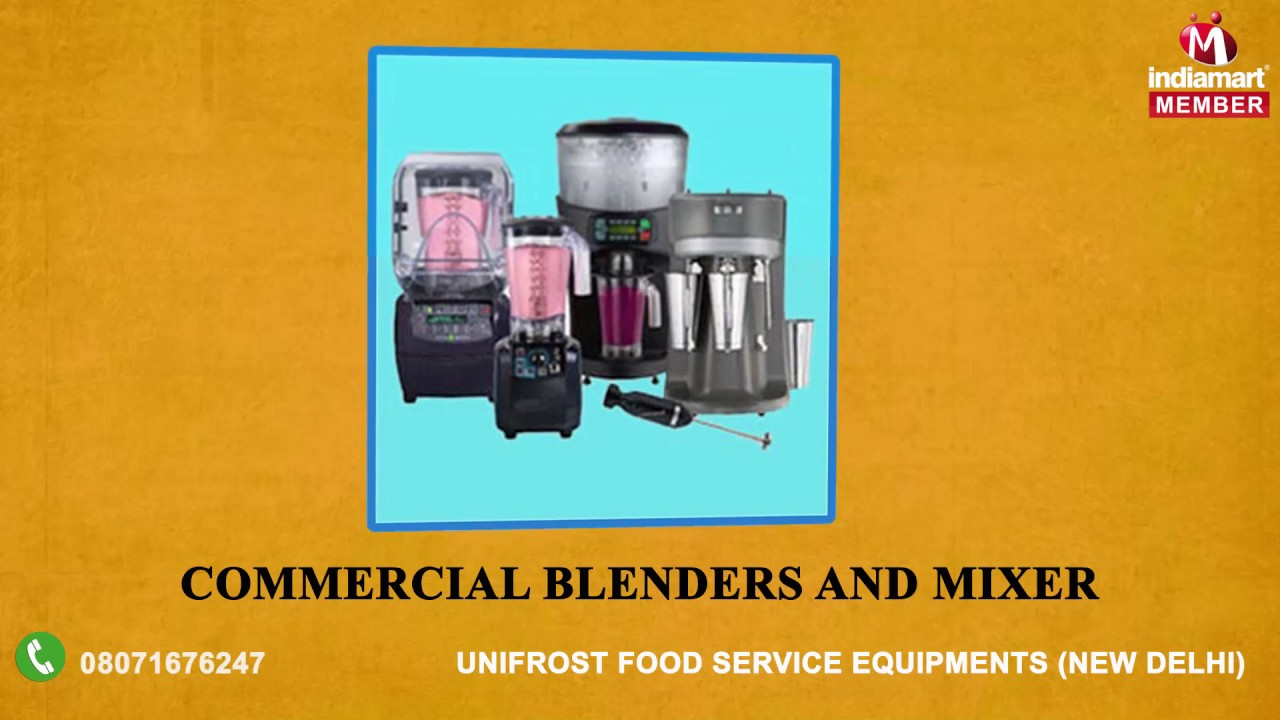 Commercial Kitchen Equipment By Unifrost Food Service Equipments ...