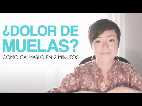 ¿Dolor de Muelas? Cómo calmarlo en 2 minutos - Eva Garrido - Acu Salud