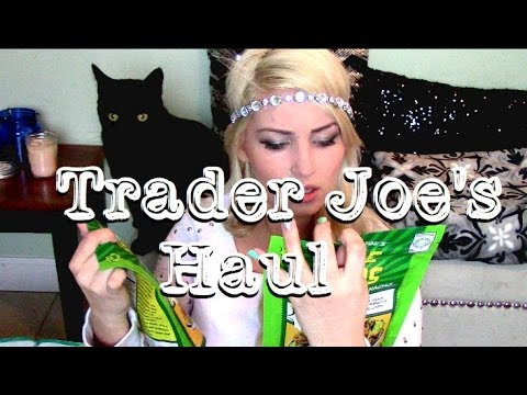 Trader Joe's Haul! - YouTube