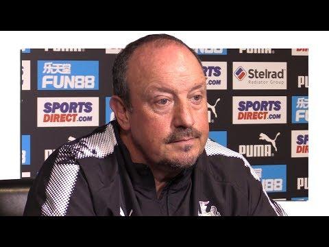 Rafael Benitez Full Pre-Match Press Conference - Newcastle v West Ham - Premier League