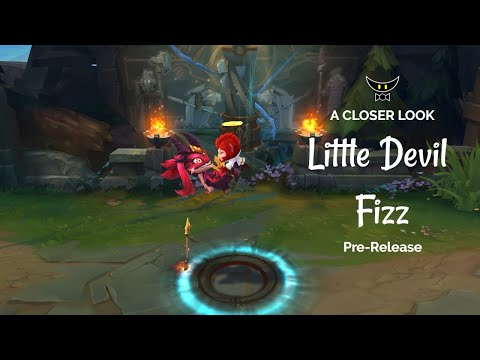 Little Devil Fizz Epic Skin (Pre-Release)